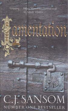 C. J. Sansom - Lamentation [antikvár]
