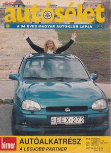 Lovász Károly - Autósélet 1994. május [antikvár]