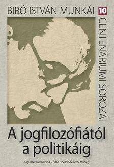 Dénes Iván Zoltán - A jogfilozófiától a politikáig [antikvár]