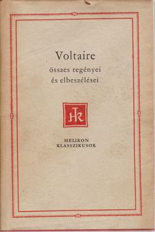Voltaire - Voltaire összes regényei és elbeszélései [antikvár]