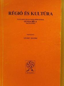 Béres András - Régió és kultúra [antikvár]