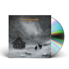 RETURN TO OMMADAWN CD MIKE OLDFIELD