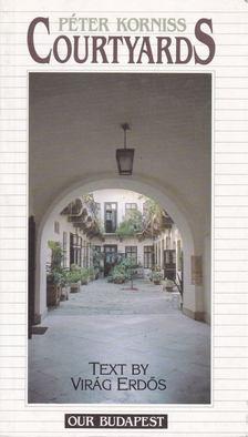 Korniss Péter - Courtyards [antikvár]