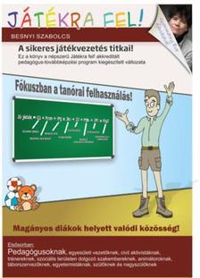 Besnyi Szabolcs - Játékra fel! - A sikeres játékvezetés titkai!
