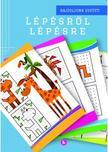 Szalay Könyvkiadó - Lépésről lépésre - Rajzoljunk együtt