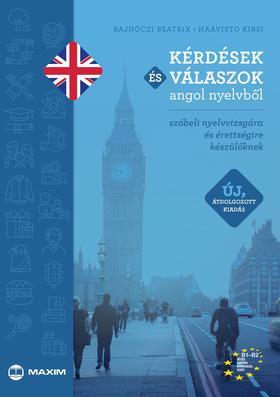 Bajnóczi Beatrix, Haavisto Kirsi - Kérdések és válaszok angol nyelvből - Új, átdolgozott kiadás