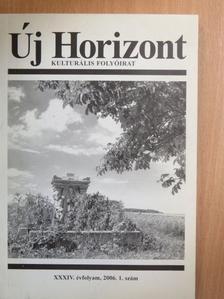 Ács Margit - Új Horizont 2006/1. [antikvár]