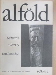 Béládi Miklós - Alföld 1980/12. [antikvár]