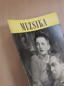 Abody Béla - Muzsika 1962. május [antikvár]