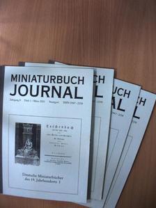Heinz Müller - Miniaturbuch Journal 2001/1-4. [antikvár]