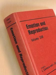 G. A. Jacobs - Emotion and Reproduction 20 A/B [antikvár]