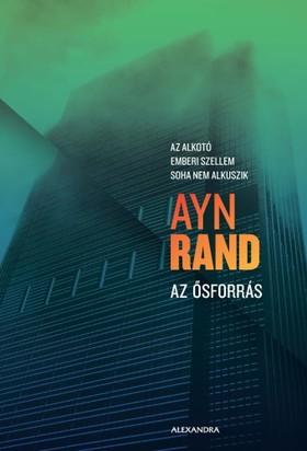 Ayn Rand - Az Ősforrás [eKönyv: epub, mobi]