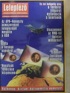 Csontos Gábor - Leleplező 2001/4. [antikvár]