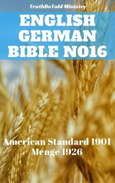 TruthBeTold Ministry, Joern Andre Halseth, Hermann Menge - English German Bible 12 [eKönyv: epub, mobi]