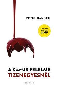 Handke, Peter - A kapus félelme tizenegyesnél
