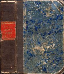 Jósika Miklós - A gordiusi csomó I-III. (egy kötetben) [antikvár]