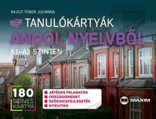 Bajczi Tünde Julianna - Tanulókártyák angol nyelvből A1-A2 szinten kezdőknek