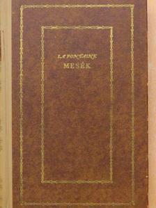 La Fontaine - Mesék [antikvár]
