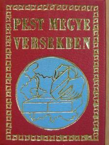 Áprily Lajos - Pest megye versekben (minikönyv) (számozott) [antikvár]