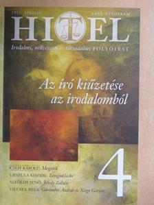 Ács Margit - Hitel 2013. április [antikvár]