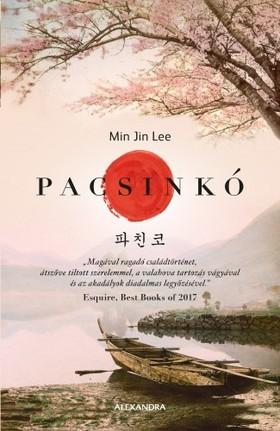 Min Jin Lee - Pacsinkó [eKönyv: epub, mobi]