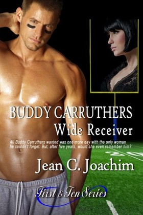 Joachim Jean - Buddy Carruthers, Wide Receiver   (First & Ten series, book 2) [eKönyv: epub, mobi]