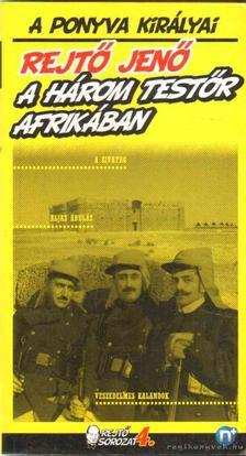 A három testőr Afrikában [antikvár]