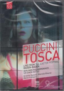 Puccini - TOSCA DVD KRISTINE OPOLAIS
