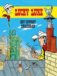 Achdé - Jul - Lucky Luke 34 - Egy cowboy Párizsban