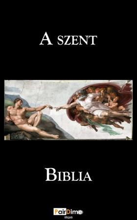 Szent Biblia [eKönyv: epub, mobi]