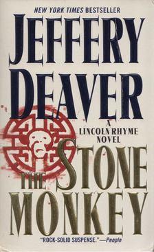 Jeffery Deaver - The Stone Monkey [antikvár]