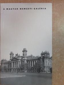 Pogány Ö. Gábor - A Magyar Nemzeti Galéria [antikvár]