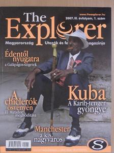 Nagy Endre - The Explorer Magyarország 2007/1. [antikvár]