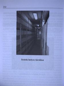 Barsi András - A közfeladatot ellátó szervek egységes iratkezelése [antikvár]