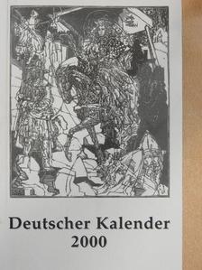 Csörgő Zoltán - Deutscher Kalender 2000 [antikvár]