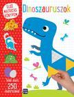 Első matricás könyvem - Dinoszauruszok - Több mint 250 matricával