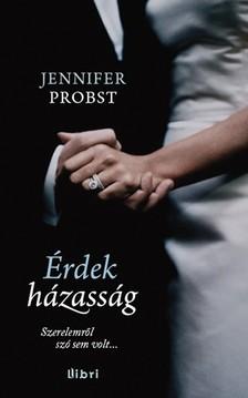 Jennifer Probst - Érdekházasság  [eKönyv: epub, mobi]