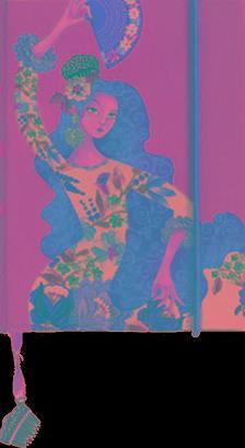 Boncahier: Flamenco mini - 86479