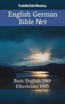 TruthBeTold Ministry, Joern Andre Halseth, Samuel Henry Hooke - English German Bible 9 [eKönyv: epub, mobi]