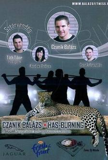 CZANIK BALÁZS - HAS-BURNING DVD