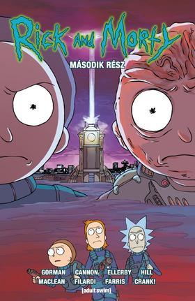 Gorman, Cannon - Rick and Morty - második rész
