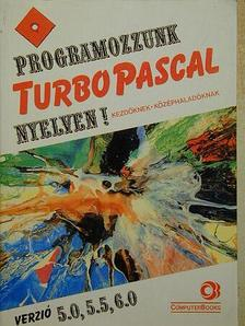 Benkő László - Programozzunk Turbo Pascal nyelven! - Floppy-val [antikvár]