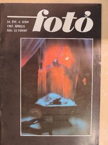 Bárdics József - Fotó 1987. április [antikvár]