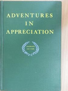 Agatha Christie - Adventures in Appreciation [antikvár]