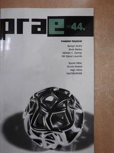 Áfra János - Prae 2010/4. [antikvár]