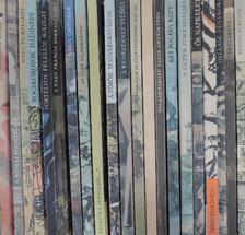 """D. Major Klára - """"21 kötet a Képes Történelem sorozatból (nem teljes sorozat)"""" [antikvár]"""