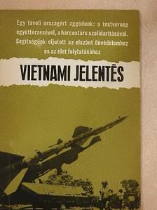 Lakatos Ernő - Vietnami jelentés [antikvár]