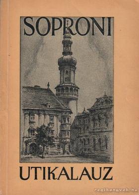 Soproni útikalauz [antikvár]