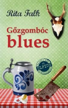 Rita Falk - Gőzgombóc blues [eKönyv: epub, mobi]