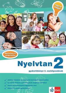 Sütő Katalin - Nyelvtan 2 - Gyakorlókönyv 2. osztályosoknak - Jegyre megy!